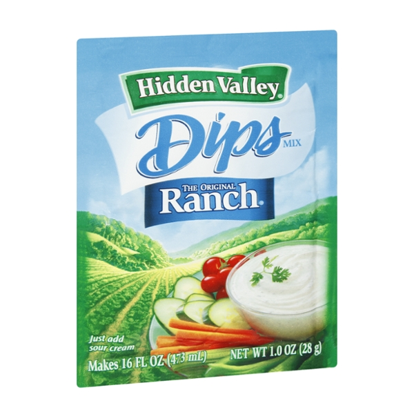 Hidden Valley Ranch Dips Mix