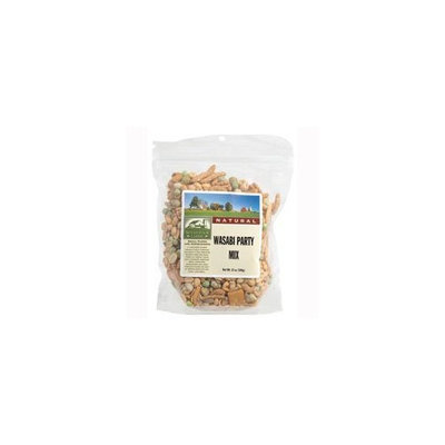 Woodstock Farms PARTY MIX,WASABI pack of 2