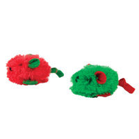 KONGA Fuzzy Mice Holiday Cat Toys