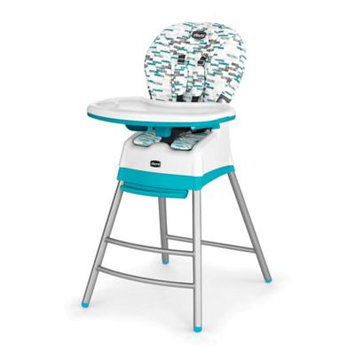 Chicco Stack 3-in-1 Multi-Chair - Aqua