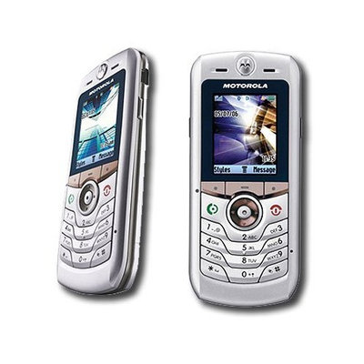 Motorola L2 Unlocked Phone with Bluetooth--U.S. Version with Warranty (Silver)