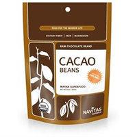 Navitas Naturals Cacao Beans Certified Organic - 8 oz - Vegan