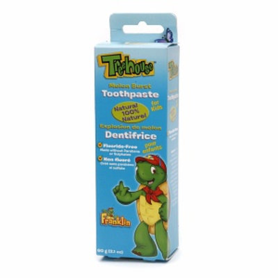 Treehouse Natural Kid's Toothpaste