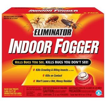 Eliminator Indoor Fogger, 3pk