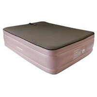 Smart Air Beds Raised Memory Foam Queen Size Air Bed (BD-9122GTMF)