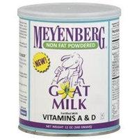 Meyenberg Goat Milk Products Non Fat Powdered Goat Milk, 12 oz
