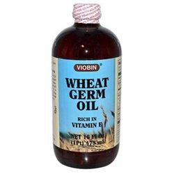 Viobin Corporation Wheat Germ Oil 16 Oz by Viobin (1 Each)