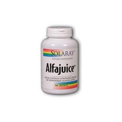 Solaray Alfajuice - 550 mg - 180 Capsules