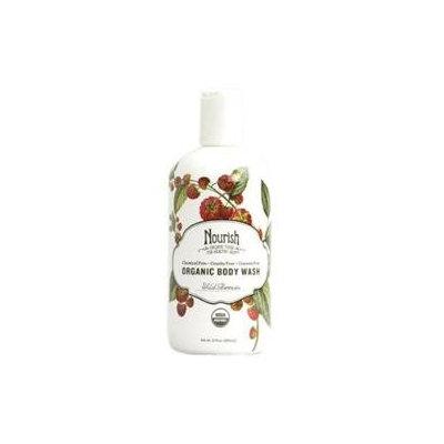 Nourish - Organic Body Wash Wild Berries - 10 oz.
