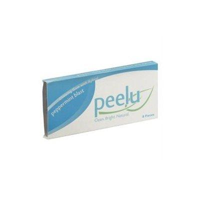 Peelu Chewing Gum Display Case - Peppermnt, Pack of 12