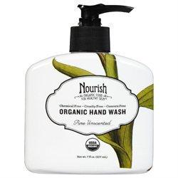Nourish Organic™ Hand Wash Pure Unscented