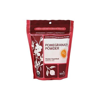 Organic Freeze-Dried Pomegranate Powder, 8 oz, Navitas Naturals