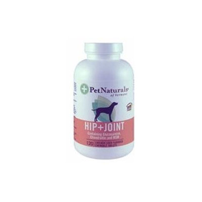 Pet Naturals Of Vermont Hip & Joint 120 Tabs