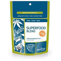Organic Superfood Blend, Protein Smoothie Mix, 8 oz, Navitas Naturals
