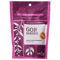 Navitas Naturals - Goji Berries Goji Power - 4 oz.