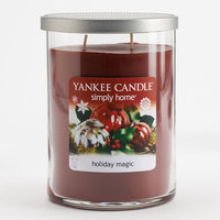 Yankee Candle simply home 19-oz. Holiday Magic Tumbler Candle