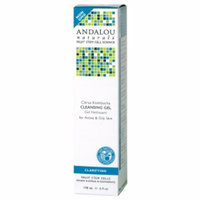 Andalou Naturals Cleansing Gel for Normal to Oily Skin