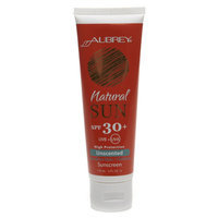 Aubrey Organics Natural Sun Sunscreen SPF 30+