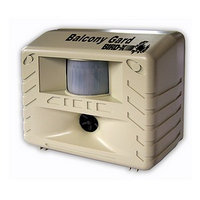 Bird-X Inc Balcony Gard Ultrasonic Bird Repeller