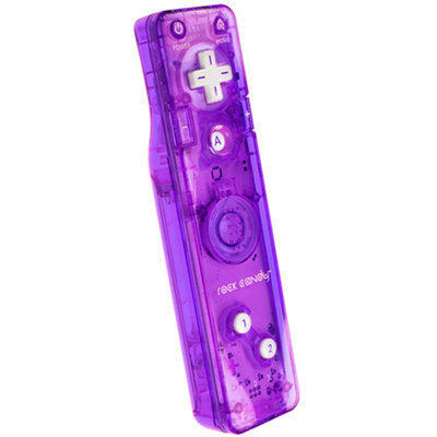 PDP Rock Candy Gesture Controller, Purple (Wii)