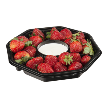 Ahold Strawberry Platter