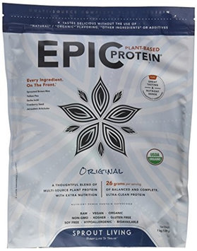 Sprout Living - Epic Plant-Based Protein Original - 2.2 lbs.
