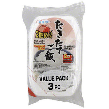 Katokichi Cooked Rice, 21.15 oz (Pack of 8)