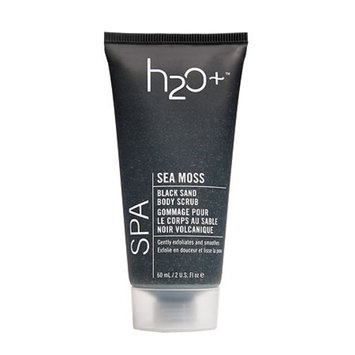 H2O Plus Sea Moss Black Sand Body Scrub Travel Size