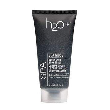 H2O Plus Sea Moss Black Sand Body Scrub Travel Size