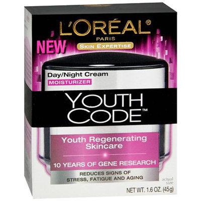 L'Oréal Paris Youth Code Day/Night Cream Moisturizer