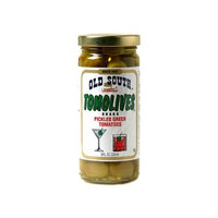 Old South South Tomolives Pickled Green Tomatoes 8 Oz Jar (3 Pack)