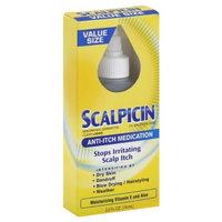 Scalpicin Anti-Itch Liquid Scalp Treatment, 2.5 Ounce Box