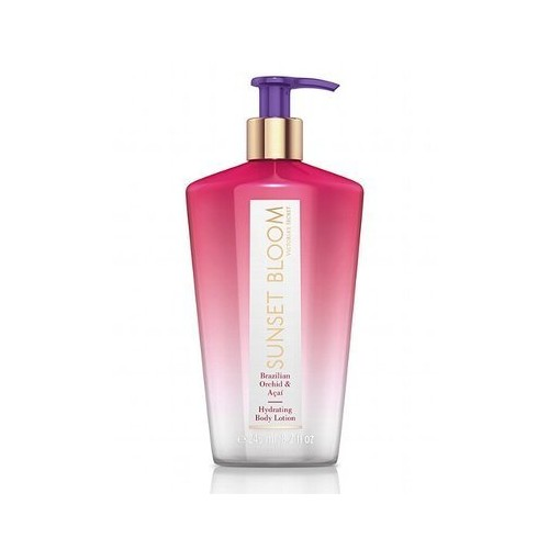Victoria's Secret Sunset Bloom Brazilian Orchid And Acai Hydrating Body Lotion