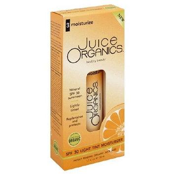 Juice Organics Light Tint Moisturizer