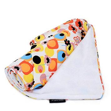 Ah Goo Baby Stroller Blanket Pattern: Poppy