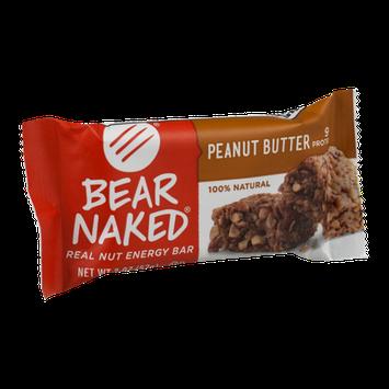 Bear Naked Real Nut Energy Bar Peanut Butter