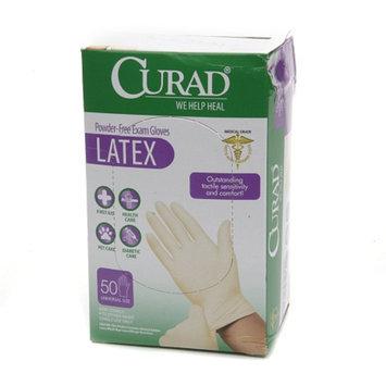 Curad Powder-Free Exam Gloves