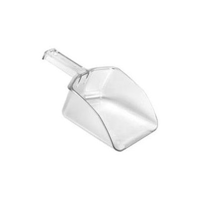 Rubbermaid Commercial Bouncer Bar/Utility Scoop, 32oz, Clear
