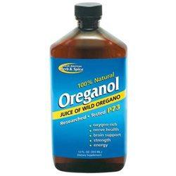 Merican Herb Spice North American Herb & Spice Oreganol Juice of Wild Oregano