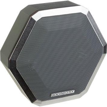 Boombotix Boombot Pro Speaker Battleship Gray, One Size