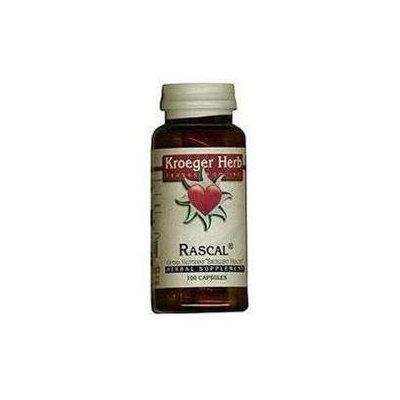 Kroeger Herbs - Complete Concentrate Milk Thistle - 90 Vegetarian Capsules