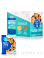Buff Bake Protein Cookie Chocolate Chip Peanut Butter 12 Cookies
