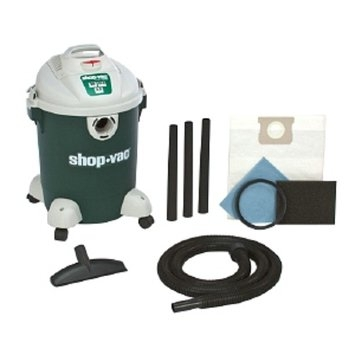 Shop-Vac 10 Gallon Quiet Plus Wet/Dry Vacuum With Blower Model 585-10