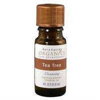Aura Cacia Certified Organic Essential Oil - Tea Tree
