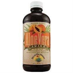 Lily of the Desert Aloe Vera Juice - Orange Papaya