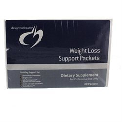 Designs For Health - Weight Loss Support Packets - 60 Packets