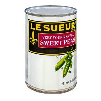 Le Sueur Sweet Peas