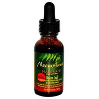 NeemAura Naturals, Neem Leaf Triple Potency 1 fl oz