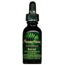 NeemAura Naturals, Neem Leaf 1 fl oz