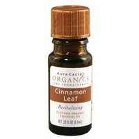 Aura Cacia Certified Organic Essential Oil - Cinnamon Leaf